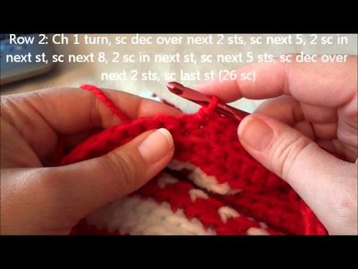 How to make a newsboy cap Part 2