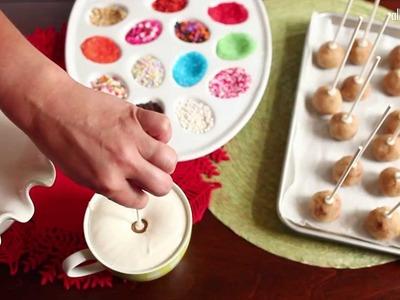 How to Make Cake Pops (Three Ways!)