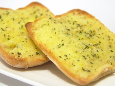 How To Make Garlic Bread - Video Recipe