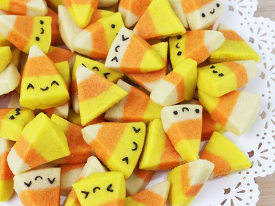 How to Make Halloween Candy Corn Cookies!