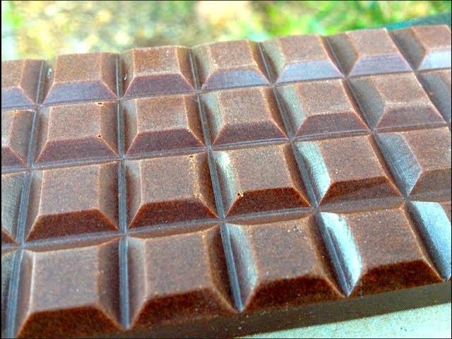 How to make MILK CHOCOLATE