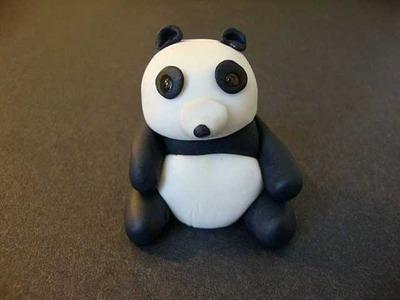 How to make Panda Baby Bear?