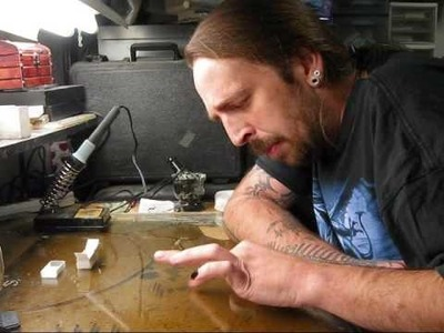 How to make tattoo needles 1 of 6