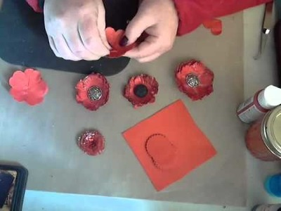 How-To Series Fringed Flowers Part 1