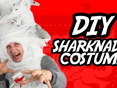 How-To SHARKNADO Halloween Costume!!