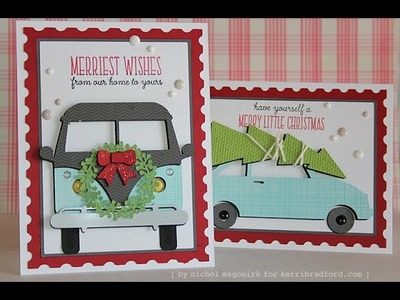 KBS | Holiday Vehicle Cards