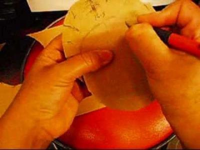 Kiwua How To Make A cardboard Wheel To Make A Friendship Bracelets
