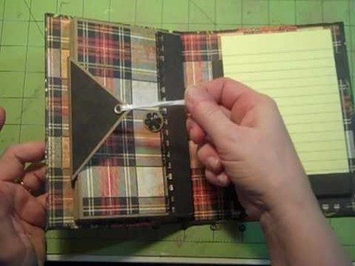 Shopping Organizer Mini Book