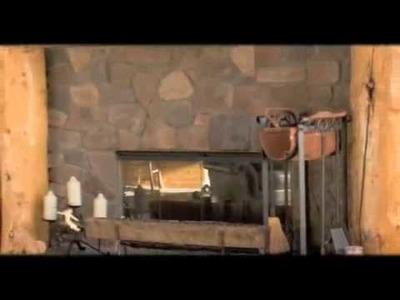 Stone Fireplace With Stone Cladding by Stone Selex in Toronto 0ttawa Hamilton London Kitchener