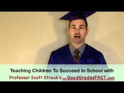 Teaching Children How To Succeed In School