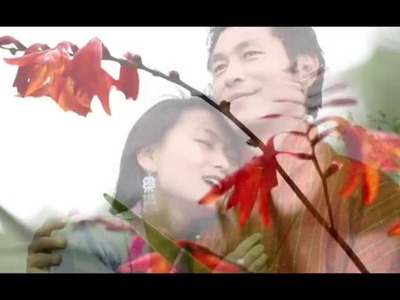 Tsering Paljor - Bhutanese pop music video