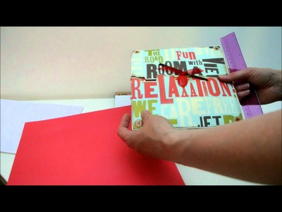 8x8 Flip Pocket Mini Album - Part 2 - Tutorial Tips