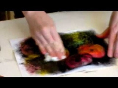 APR 18 2011 UnityTV Episode #7, Magic Embossing with Bella Blvd. Doilies Stamps, Unity Stamp Co.
