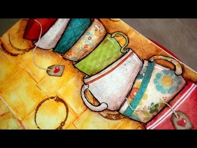 Art journal : Take life one cup at a time