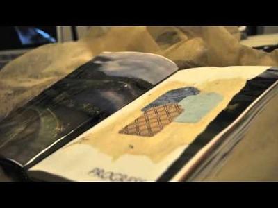 AWAKEN ~ Mixed Media Collage Art Journals
