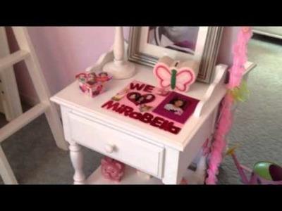 Decorate Little Girls Room the Frugalnista Way!