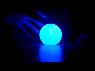 DX - Multicolored LED Decorative Snow Ball SKU 2041