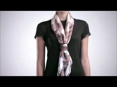Good World Goods - Ways to Tie a Scarf