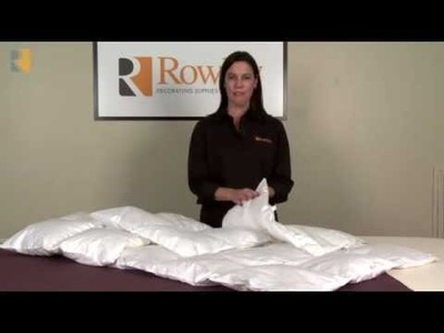 High Quality Down or Poly Duvets