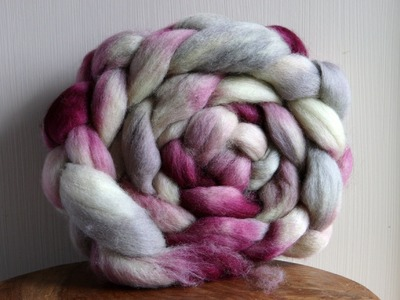 How to Braid Wool Roving