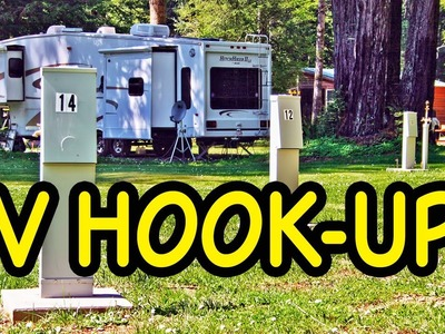 HOW TO: Hook Up an RV