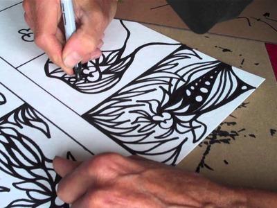 How To Make Easy Art - #2.