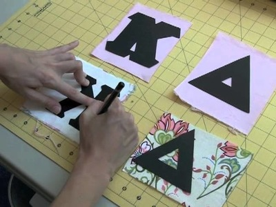 How To Make Greek Letter Shirts