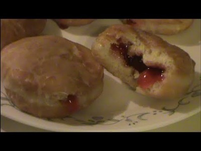 How to Make Jelly Doughnuts