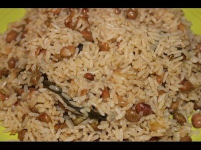 HOW - TO MAKE REAL JAMAICAN RICE AND PEAS |  GUNGUH GREEN PIGEON PEAS