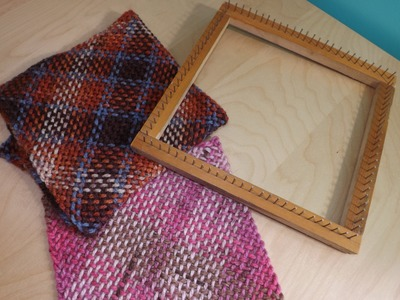 How To Make Square Loom, And How To Use It.