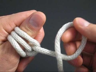 How to Tie the Bloody Knuckle Knot by TIAT