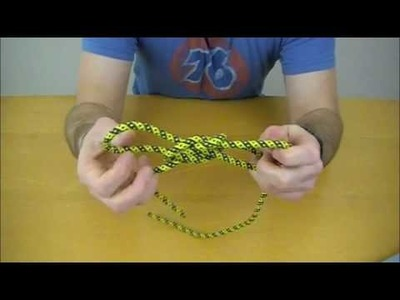 Knot of the Week: Handcuff Knot