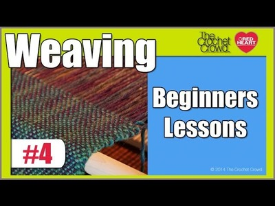 Lesson 4: Weaving Loom Series: Yarn & Wrap Wrapping
