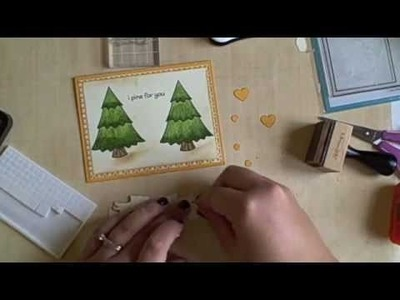 Make It Monday #6 (Reverse Stamping Tutorial!)
