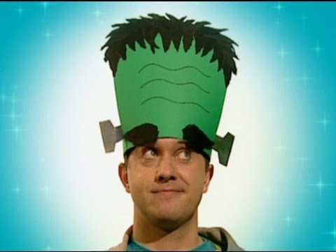 Mister Maker: How to make a Monster Head Mask
