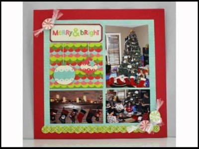 Product Spotlight & Freebie Friday My Mind's Eye 12 Days of Christmas Collection