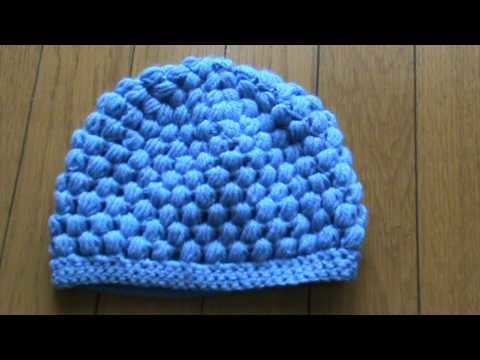 Puff stitch cap.MPG
