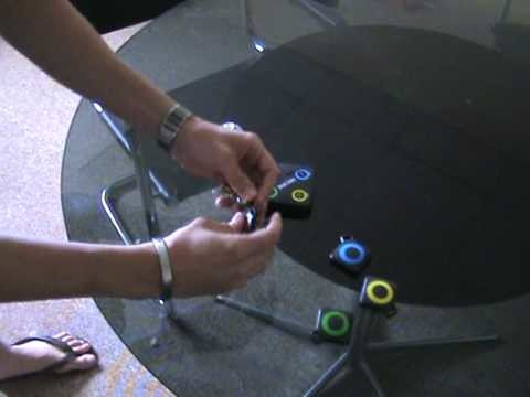 SmartFinder 4 way key finder. wallet remote locator V3 improved design