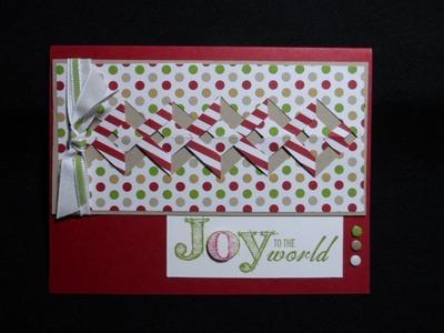 Week 17 Braided Card technique