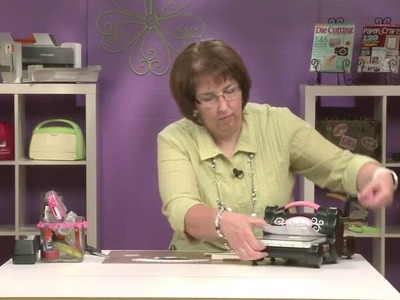 All About Die-Cutting: Using Ejection Foam with Your Dies