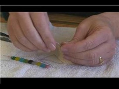 Beaded Jewelry Making : How to Make a Beaded Key Chain