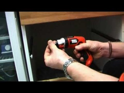 Black & Decker (Est. 1910) Power Tool Training Video  Screw driving
