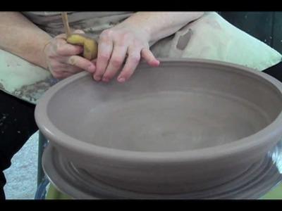 Bridges Pottery Handmade Stoneware Honeycomb Bowls -HD Version (Updated)