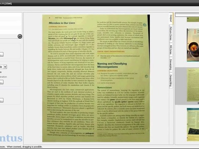 DIY Book Page Scan Tailor