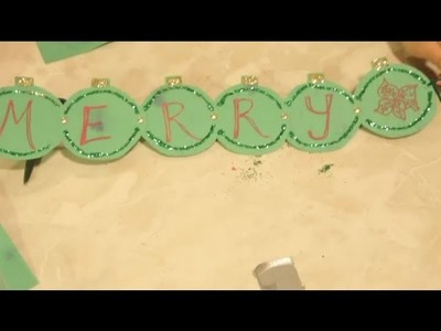 DIY Paper Christmas Garlands & Decorations : Christmas Crafts