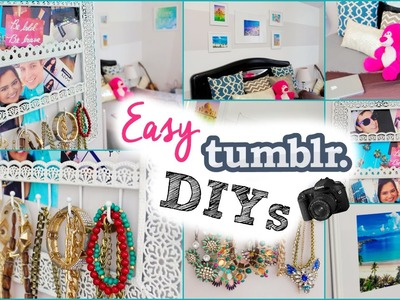 DIY: Tumblr Room Decor for Cheap! | NabelaNoor