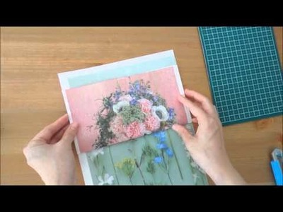 DIY Tutorial: Notebook cover for Hobonichi style insert in Traveler's Notebook