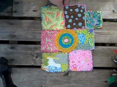 Fabric Journals part 1 of 4