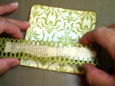 Handmade cards tutorial! (UNCUT) (Vid #247)