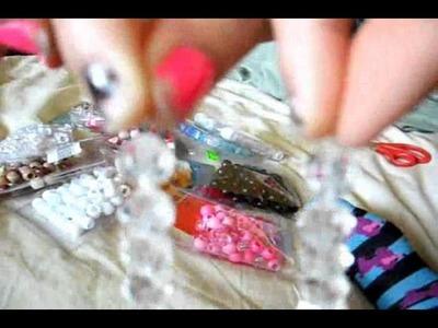 How I Organize My Beads.